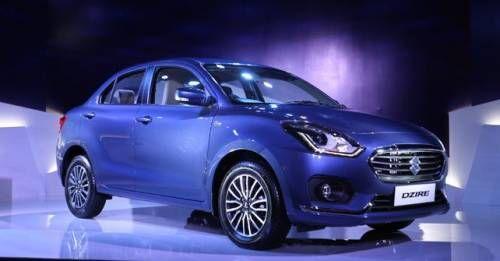 New Maruti Suzuki Dzire Showcase