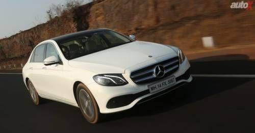 New Mercedes Benz E Class Review