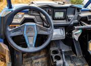polaris rzr xp 4 turbo interior