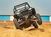polaris rzr xp 4 turbo off roading