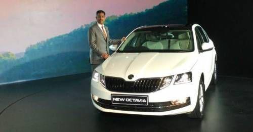 Skoda Octavia Facelift Launch