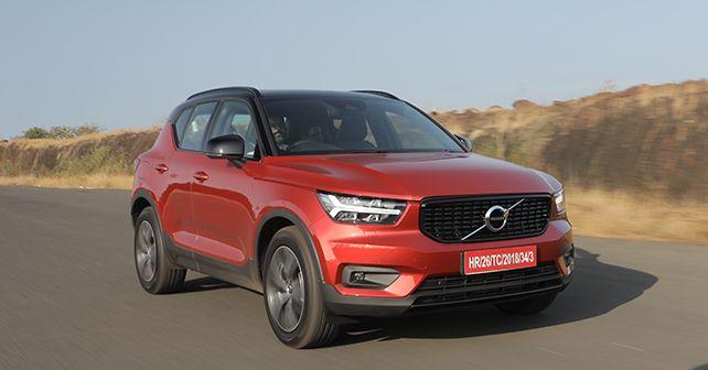 Volvo Xc40 T4 Petrol