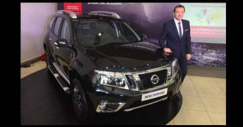 201 Nissan Terrano Facelift Launched M