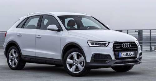 2017 Audi Q3 Launched
