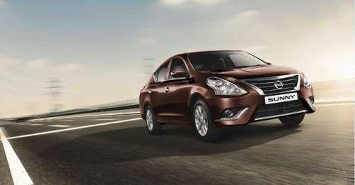 2017 Nissan Sunny Exterior Sandstone Brown Colour