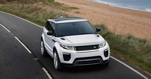 2017 Range Rover Evoque Petrol Launched