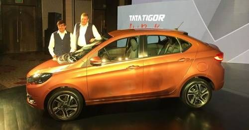 2017 Tata Tigor Launch1