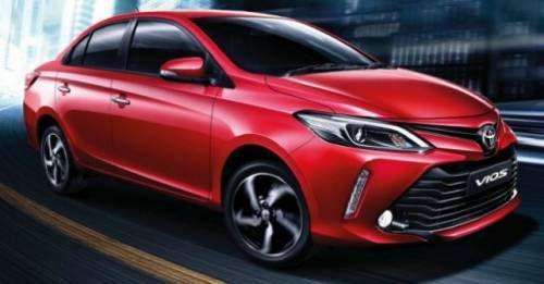 2017 Toyota Vios Unveiled M