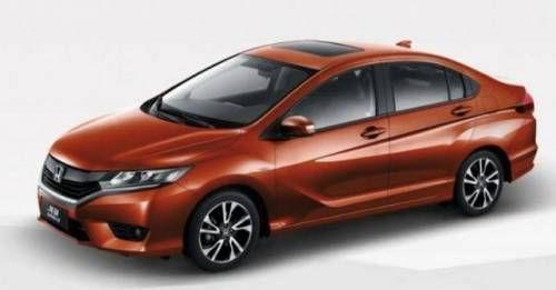 2017 Honda City Facelift M