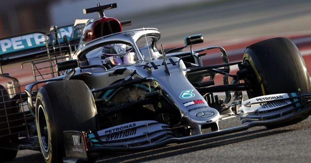 2020 F1 Pre Season Testing - Mercedes-AMG F1