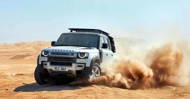 2020 Land Rover Defender Motion