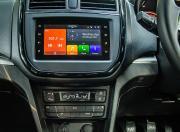 2020 Maruti Suzuki Vitara Brezza Facelift Centre Console