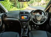 2020 Maruti Suzuki Vitara Brezza Facelift Dashboard Design