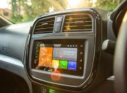 2020 Maruti Suzuki Vitara Brezza Facelift Infotainment System