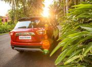 2020 Maruti Suzuki Vitara Brezza Facelift Rear View Static