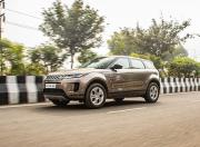 2020 Range Rover Evoque image motion