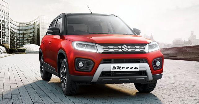 Maruti Suzuki Vitara Brezza facelift petrol launched at Rs 7.34 lakh