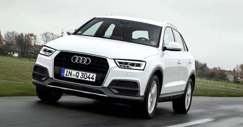 Audi Q3 Petrol Front Motion