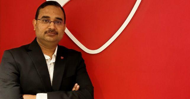 Bipul Chandra Managing Director Ducati India Pvt Ltd