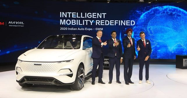 GWM Launch Auto Expo 2020 Vision 2025
