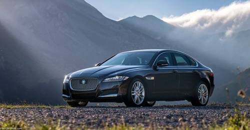 Jaguar XF Locally Manufactured In India