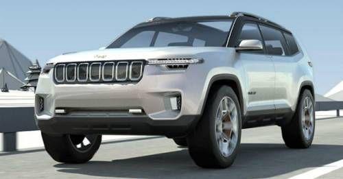 Jeep Yuntu Concept M