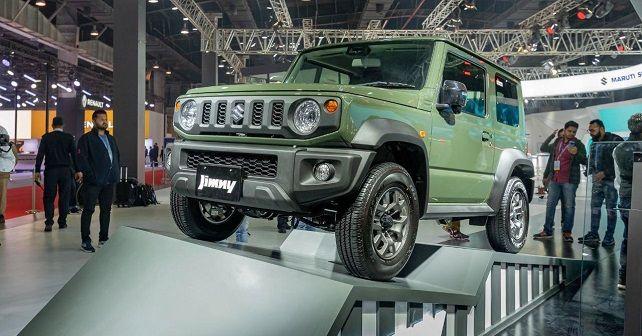 Jimny Suzuki India