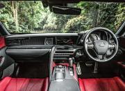 LEXUS LS500h image interior