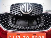 MG ZS EV Image grille plug socket