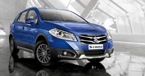 Maruti Suzuki S Cross All New Alloy Wheels Rims