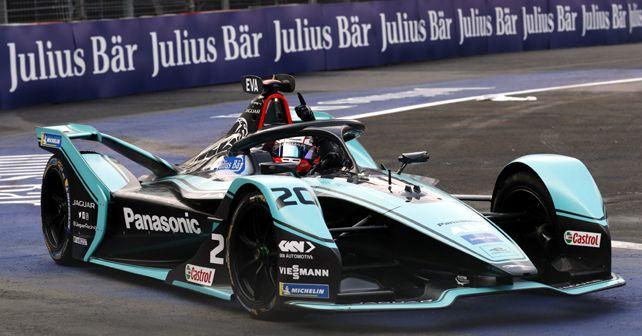Mitch Evans Panasonic Jaguar Racing 2020 Mexico City EPrix