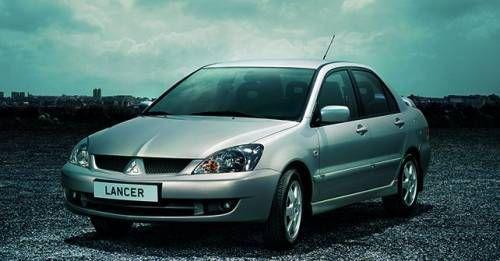 Mitsubishi Lancer Front