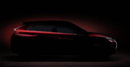 Mitsubishi SUV Concept 2017 GMS M