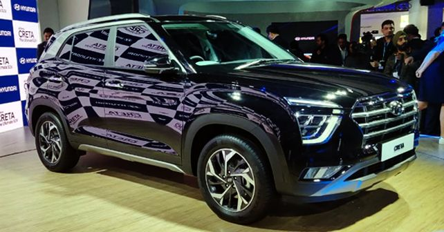 New Hyundai Creta unveiled at Auto Expo 2020