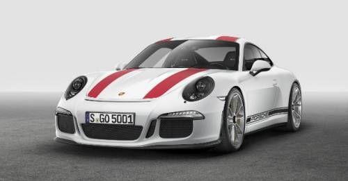 Porsche 911 R India M