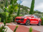 Porsche Cayenne Coupe image