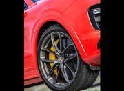 Porsche Cayenne Coupe image alloy wheel