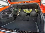 Porsche Cayenne Coupe boot space