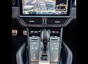 Porsche Cayenne Coupe centre console
