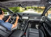 Porsche Cayenne Coupe drive review