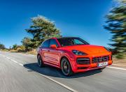 Porsche Cayenne Coupe image first drive