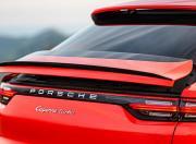 Porsche Cayenne Coupe spoiler