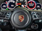 Porsche Cayenne Coupe steering