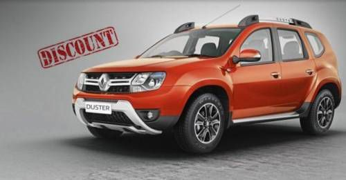 Renault Duster Discount