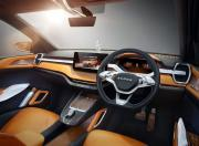 Skoda Vision IN Concept Dashboard Layout