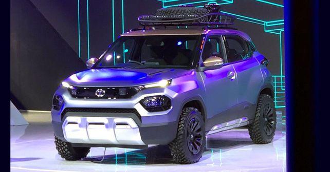 Tata HBX Concept