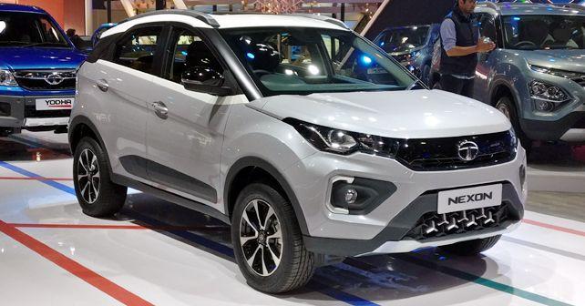 Tata Nexon Auto Expo 2020