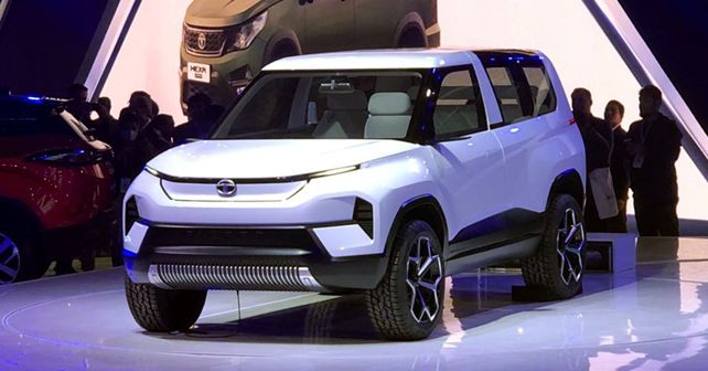 Tata Sierra Concept Auto Expo 2020