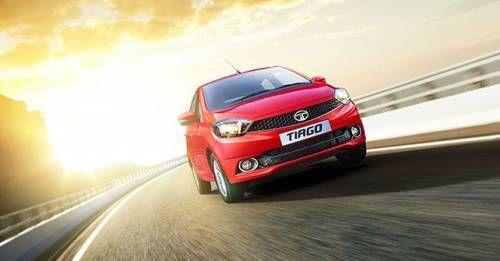 Tata Tiago Front Motion