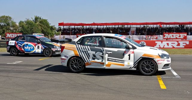 VW Ameo Super Race MMRt Chennai